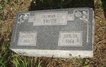 SMITH, TRUMAN C. - Lawrence County, Arkansas | TRUMAN C. SMITH - Arkansas Gravestone Photos