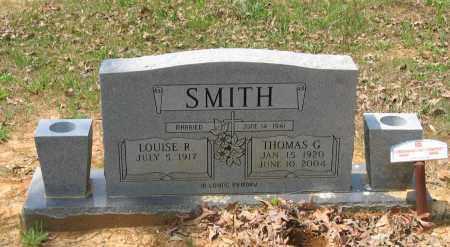 SMITH, LOUISE R. - Lawrence County, Arkansas | LOUISE R. SMITH - Arkansas Gravestone Photos