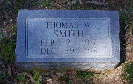 SMITH, THOMAS WALTER - Lawrence County, Arkansas   THOMAS WALTER SMITH - Arkansas Gravestone Photos