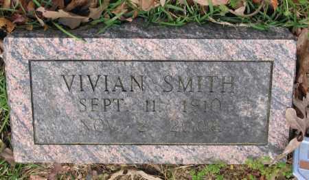 SMITH, VIVIAN OLIVIA - Lawrence County, Arkansas   VIVIAN OLIVIA SMITH - Arkansas Gravestone Photos