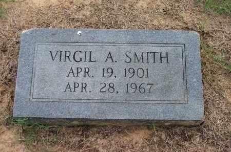 SMITH, VIRGIL AUSTIN - Lawrence County, Arkansas | VIRGIL AUSTIN SMITH - Arkansas Gravestone Photos