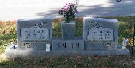 SMITH, OMA MARTHA - Lawrence County, Arkansas | OMA MARTHA SMITH - Arkansas Gravestone Photos