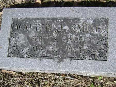 SMITH, WALTER J. - Lawrence County, Arkansas   WALTER J. SMITH - Arkansas Gravestone Photos