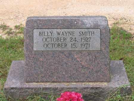 SMITH, BILLY WAYNE - Lawrence County, Arkansas | BILLY WAYNE SMITH - Arkansas Gravestone Photos