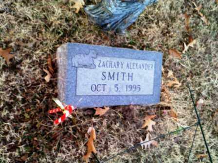 SMITH, ZACHARY ALEXANDER - Lawrence County, Arkansas | ZACHARY ALEXANDER SMITH - Arkansas Gravestone Photos