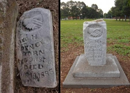 SPENCE, GEORGE H - Lawrence County, Arkansas | GEORGE H SPENCE - Arkansas Gravestone Photos