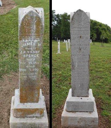 SPENCE, JAMES H - Lawrence County, Arkansas | JAMES H SPENCE - Arkansas Gravestone Photos