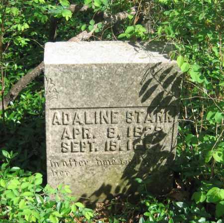 STARR, ADALINE - Lawrence County, Arkansas | ADALINE STARR - Arkansas Gravestone Photos