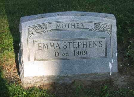 STEPHENS, EMMA - Lawrence County, Arkansas | EMMA STEPHENS - Arkansas Gravestone Photos