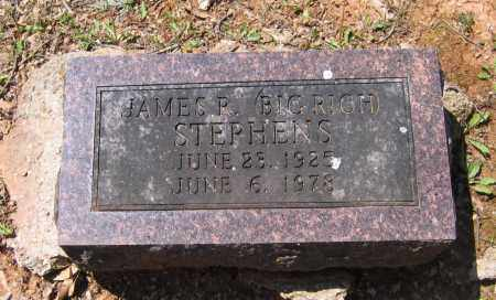 """STEPHENS, JAMES R. """"BIG RICH"""" - Lawrence County, Arkansas 