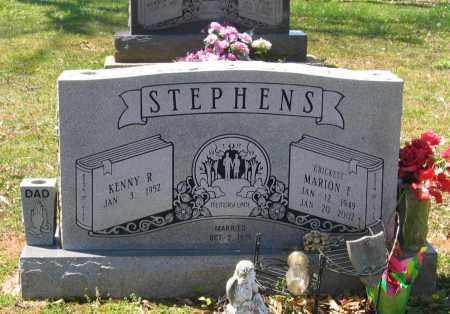 "STEPHENS, MARION FRANCES ""CRICKETT"" - Lawrence County, Arkansas | MARION FRANCES ""CRICKETT"" STEPHENS - Arkansas Gravestone Photos"