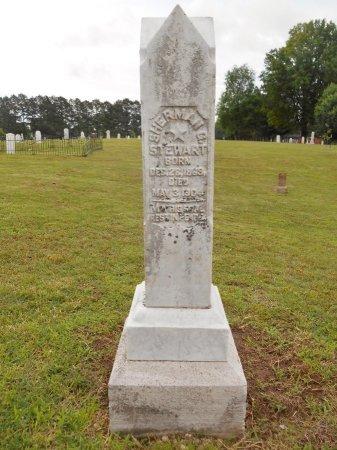 STEWART, SHERMAN G - Lawrence County, Arkansas | SHERMAN G STEWART - Arkansas Gravestone Photos