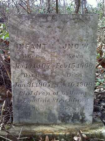 STRICKLAND, JOHN W. - Lawrence County, Arkansas | JOHN W. STRICKLAND - Arkansas Gravestone Photos