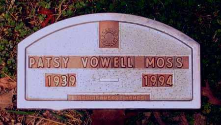 VOWELL, PATSY - Lawrence County, Arkansas | PATSY VOWELL - Arkansas Gravestone Photos