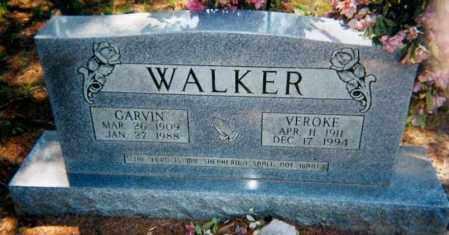 WALKER, WILLIE GARVIN - Lawrence County, Arkansas   WILLIE GARVIN WALKER - Arkansas Gravestone Photos