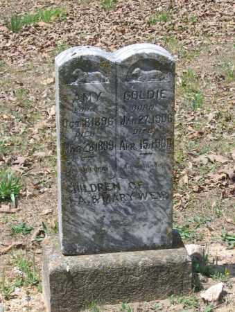 WEIR, GOLDIE - Lawrence County, Arkansas | GOLDIE WEIR - Arkansas Gravestone Photos
