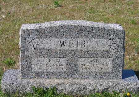 WEIR, HENRY ELBERT - Lawrence County, Arkansas | HENRY ELBERT WEIR - Arkansas Gravestone Photos