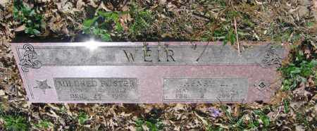 WEIR, HENRY LEVI - Lawrence County, Arkansas | HENRY LEVI WEIR - Arkansas Gravestone Photos