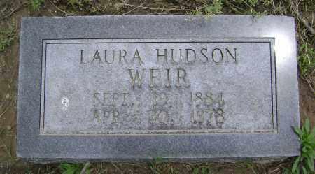 WEIR, LAURA - Lawrence County, Arkansas   LAURA WEIR - Arkansas Gravestone Photos