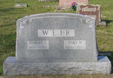 WEIR, MARY WEST - Lawrence County, Arkansas | MARY WEST WEIR - Arkansas Gravestone Photos