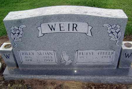 WEIR, RUBYE LUCILLE - Lawrence County, Arkansas | RUBYE LUCILLE WEIR - Arkansas Gravestone Photos