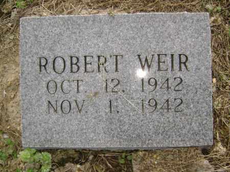 WEIR, ROBERT - Lawrence County, Arkansas | ROBERT WEIR - Arkansas Gravestone Photos