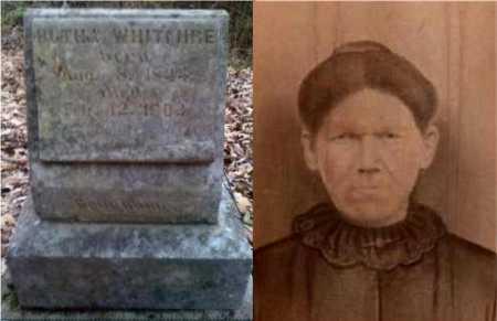 HOLMES SMITH, RUTHA - Lawrence County, Arkansas | RUTHA HOLMES SMITH - Arkansas Gravestone Photos