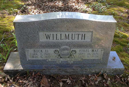 SMITH WILLMUTH, ETHEL MAE - Lawrence County, Arkansas | ETHEL MAE SMITH WILLMUTH - Arkansas Gravestone Photos
