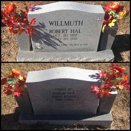 WILLMUTH, ROBERT HAL - Lawrence County, Arkansas | ROBERT HAL WILLMUTH - Arkansas Gravestone Photos