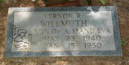 WILLMUTH, VERNON - Lawrence County, Arkansas | VERNON WILLMUTH - Arkansas Gravestone Photos