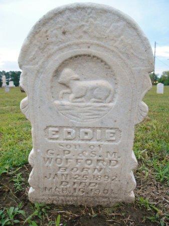 WOFFORD, EDDIE - Lawrence County, Arkansas | EDDIE WOFFORD - Arkansas Gravestone Photos