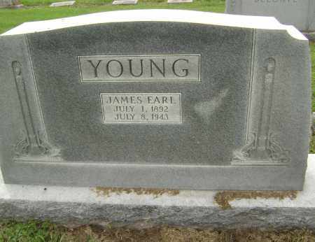 BELOATE YOUNG, EMILY - Lawrence County, Arkansas | EMILY BELOATE YOUNG - Arkansas Gravestone Photos