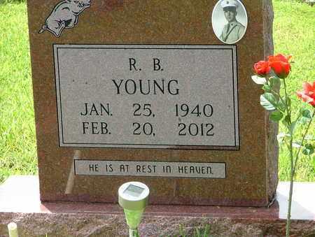 YOUNG, R.B. - Lawrence County, Arkansas | R.B. YOUNG - Arkansas Gravestone Photos