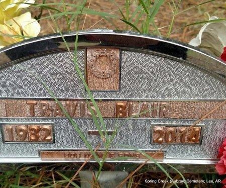 BLAIR, TRAVIS EARL (DUTCH) - Lee County, Arkansas | TRAVIS EARL (DUTCH) BLAIR - Arkansas Gravestone Photos