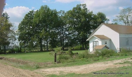 *CHURCH & CEMETERY OVERVIEW,  - Lee County, Arkansas |  *CHURCH & CEMETERY OVERVIEW - Arkansas Gravestone Photos