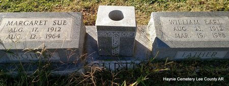 CURTIS, WILLIAM EARL - Lee County, Arkansas   WILLIAM EARL CURTIS - Arkansas Gravestone Photos