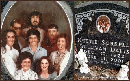 SULLIVAN, NETTIE PAULE - Lee County, Arkansas | NETTIE PAULE SULLIVAN - Arkansas Gravestone Photos