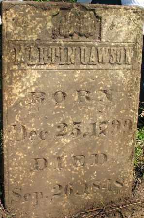 DAWSON, MARTIN - Lee County, Arkansas | MARTIN DAWSON - Arkansas Gravestone Photos