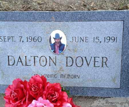 DOVER, DALTON - Lee County, Arkansas | DALTON DOVER - Arkansas Gravestone Photos