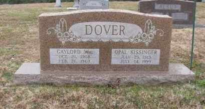 DOVER, OPAL - Lee County, Arkansas | OPAL DOVER - Arkansas Gravestone Photos