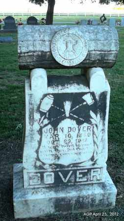 DOVER, JOHN - Lee County, Arkansas   JOHN DOVER - Arkansas Gravestone Photos