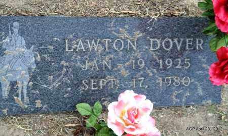 DOVER, LAWTON - Lee County, Arkansas | LAWTON DOVER - Arkansas Gravestone Photos
