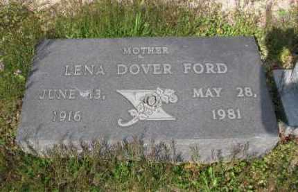 FORD, LENA - Lee County, Arkansas | LENA FORD - Arkansas Gravestone Photos