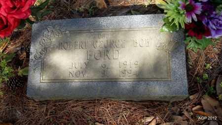 FORD, ROBERT GEORGE - Lee County, Arkansas | ROBERT GEORGE FORD - Arkansas Gravestone Photos