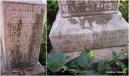 GUSTAVUS, MARIA E - Lee County, Arkansas | MARIA E GUSTAVUS - Arkansas Gravestone Photos