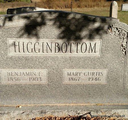 HIGGINBOTTOM, MARY - Lee County, Arkansas | MARY HIGGINBOTTOM - Arkansas Gravestone Photos