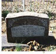 MCDOWELL HOLTZCLAW, ZENOBIA - Lee County, Arkansas | ZENOBIA MCDOWELL HOLTZCLAW - Arkansas Gravestone Photos