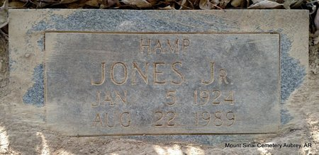 JONES, JR, HAMP - Lee County, Arkansas | HAMP JONES, JR - Arkansas Gravestone Photos