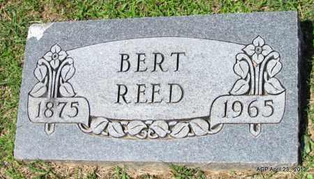 REED, BERT - Lee County, Arkansas | BERT REED - Arkansas Gravestone Photos
