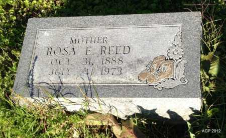 REED, ROSA E - Lee County, Arkansas | ROSA E REED - Arkansas Gravestone Photos